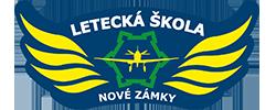 Letecká škola Nové Zámky Logo